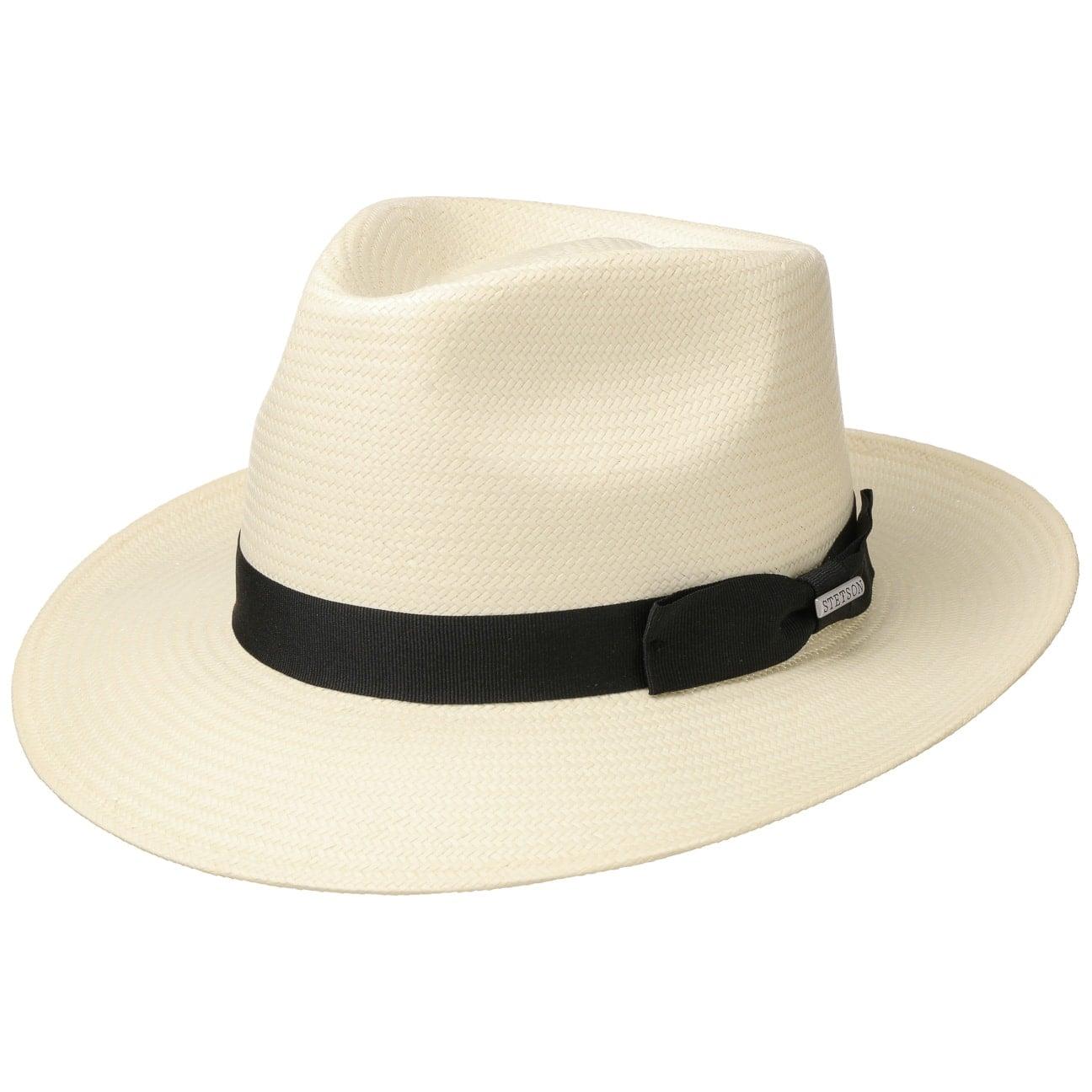 Telida Toyo Bogart Hat by Stetson  straw fedora