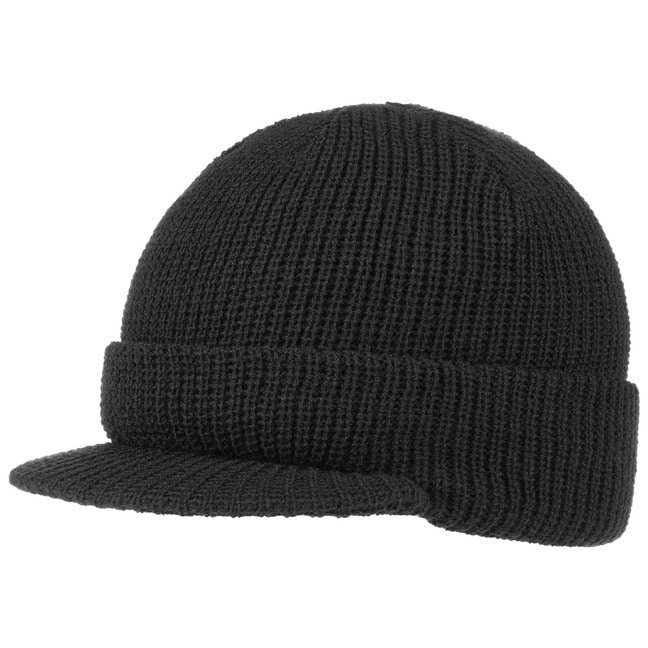 Cap Styler Peaked Beanie 054501e496e