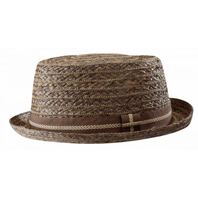 Prichard Pork Pie Straw Hat By Stetson Eur 49 00 Gt Hats