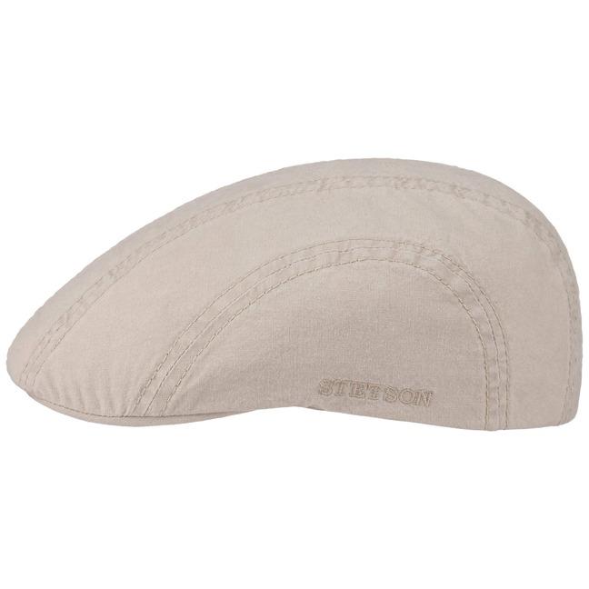 88757e5f7ab9c9 Madison Delave Flat Cap by Stetson - 69,00 €