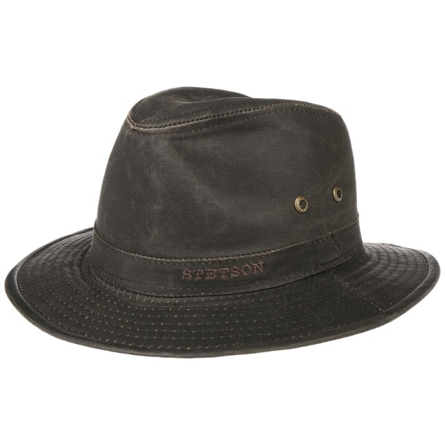 Ava Waxed Cotton Traveller By Stetson Eur 69 00 Gt Hats