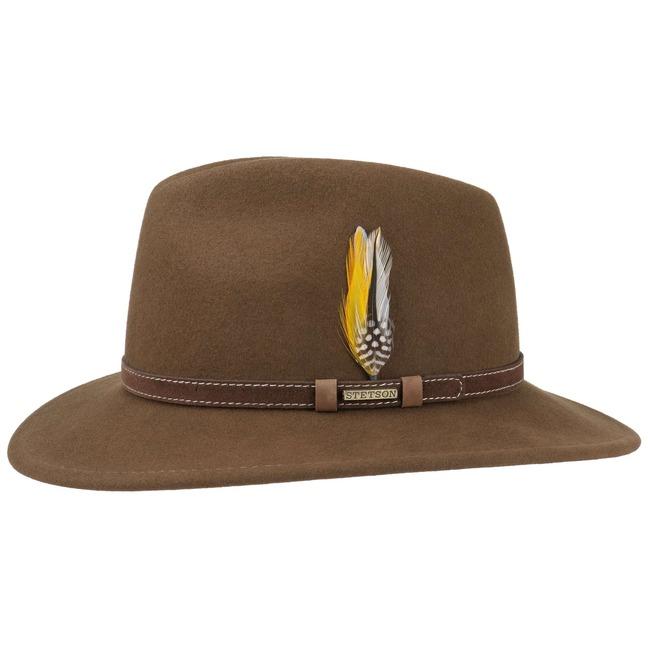 Vancouver VitaFelt Outdoor Hat by Stetson 2d2154deeb8f