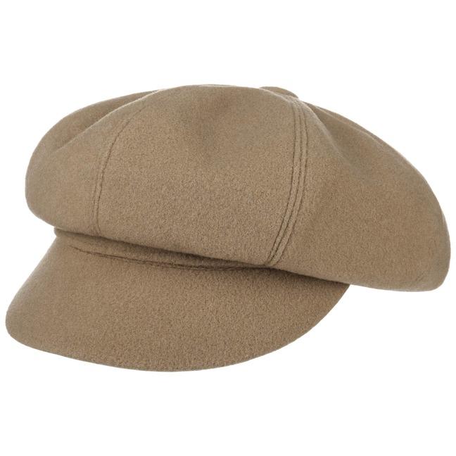 1daa212fa8403 Wooly Newsboy Cap by Lierys - 49,95 €