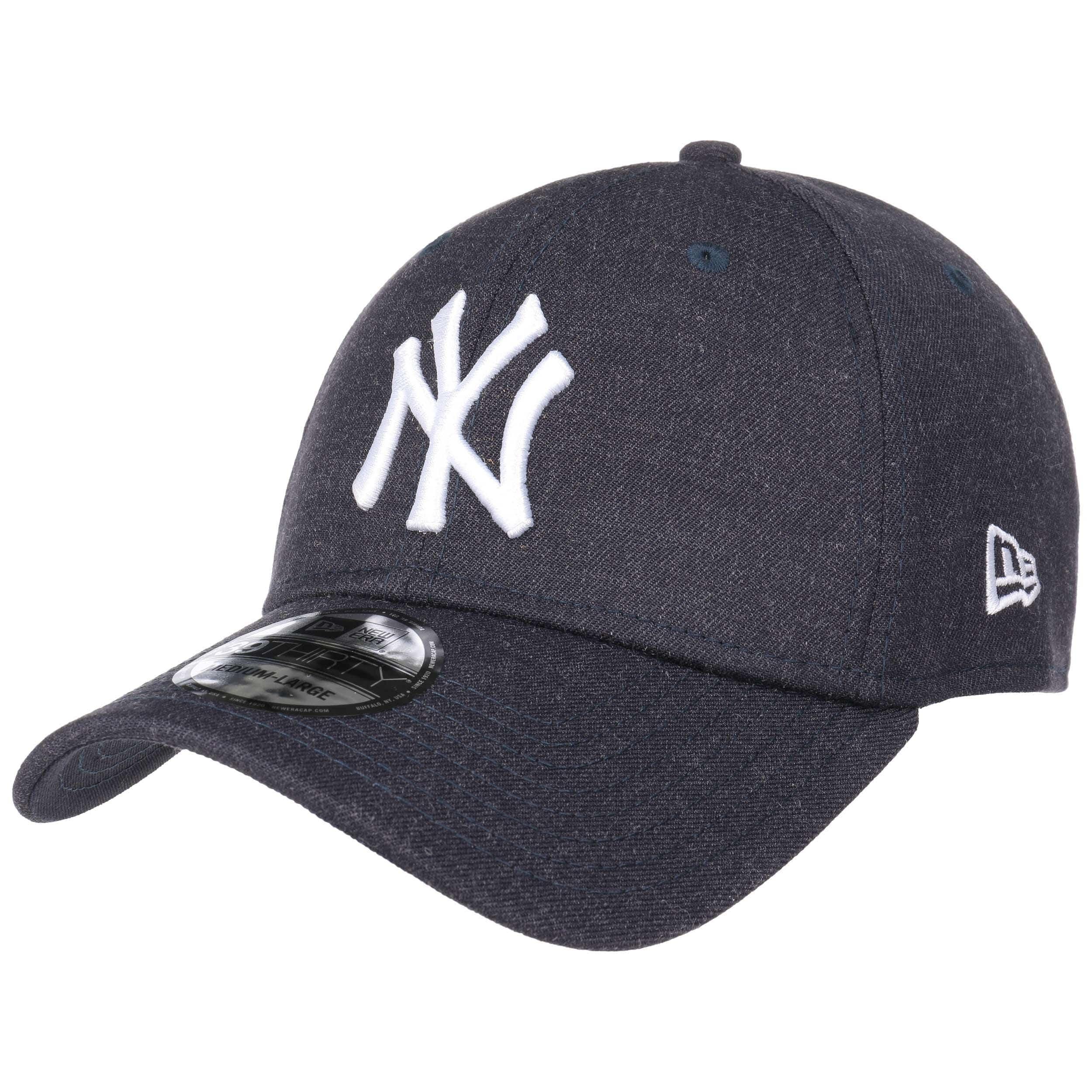 Heather Team New Era MLB 39Thirty NY Yankees Cap