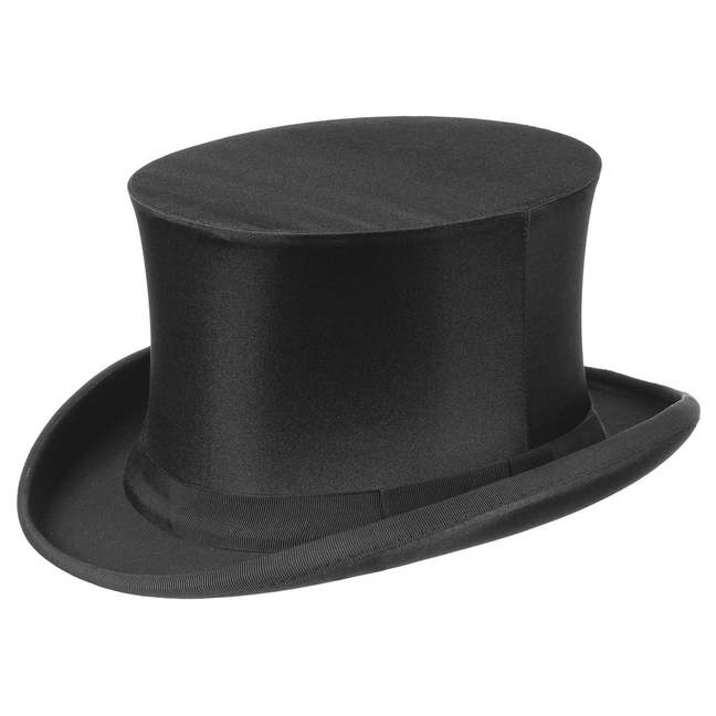 22359d9145d Chapeau Claque Top Hat by Lierys