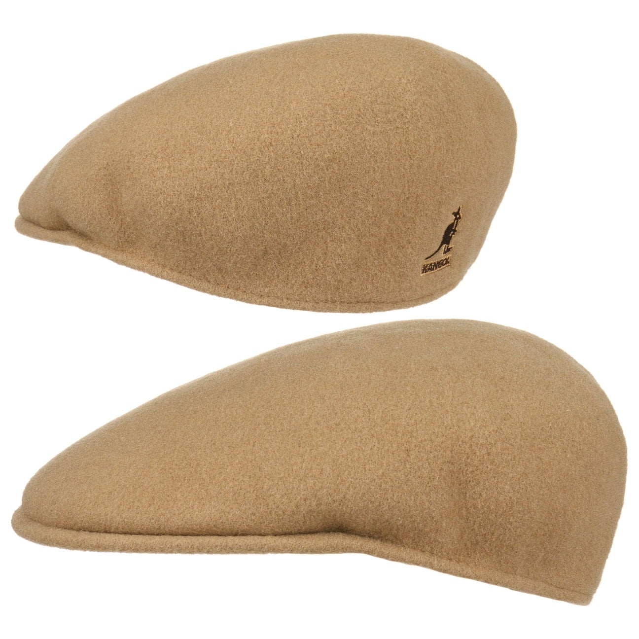 Kangol 504  flat hat