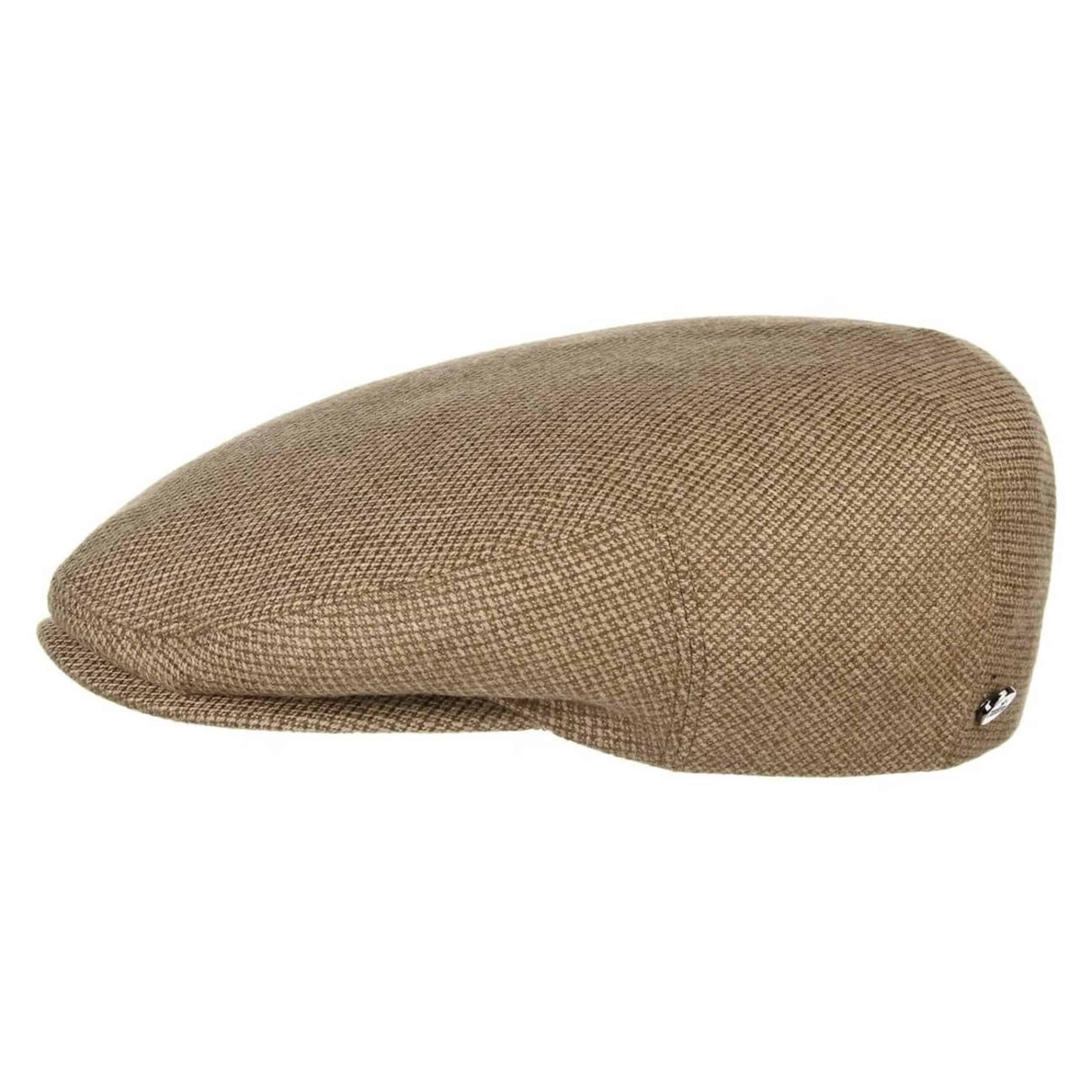Camel Hair Bangor Flat Cap by Lierys, EUR 99,95 --> Buy hats, caps ...
