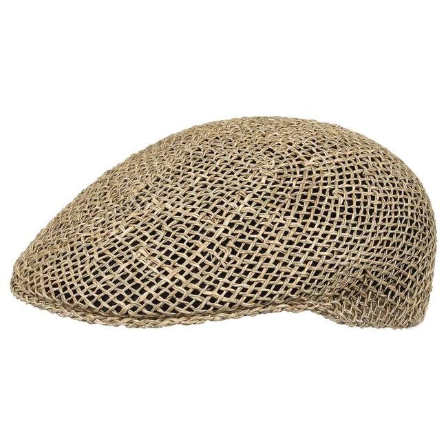 Straw Flat Cap By Lipodo Eur 19 95 Gt Hats Caps
