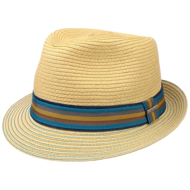 4212061c Munster Toyo Trilby Hat by Stetson - 49,00 €