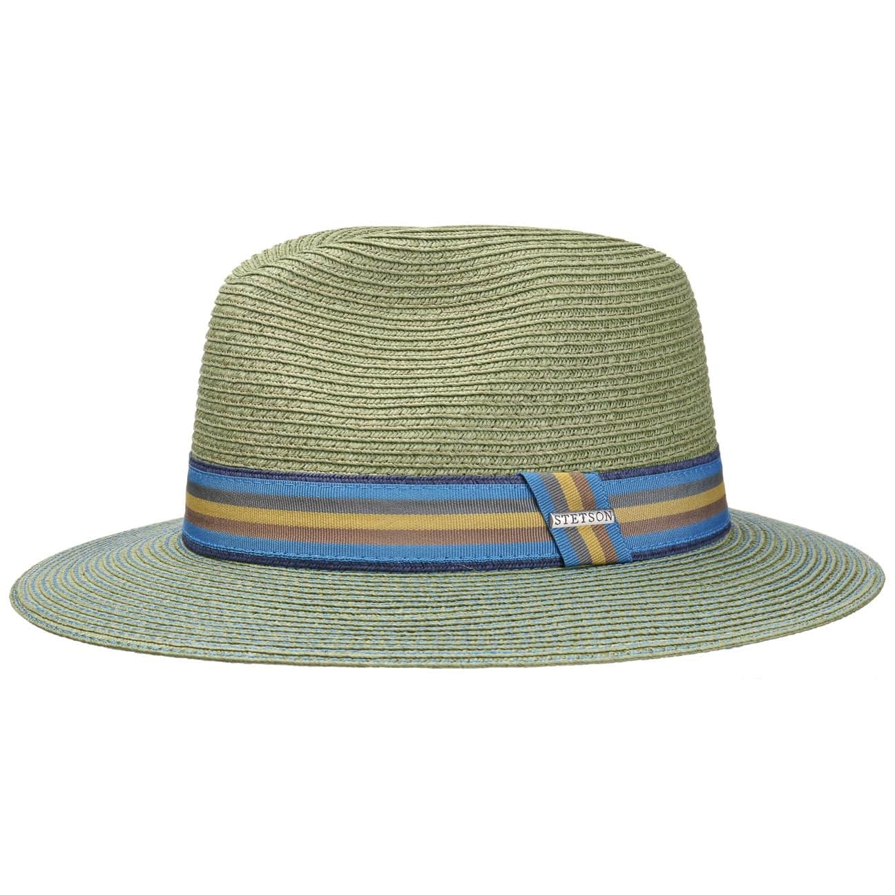 Monticello Toyo Traveller Hat by Stetson  straw hat