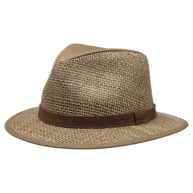 cf66b063de5 Medfield Seagrass Summer Hat by Stetson