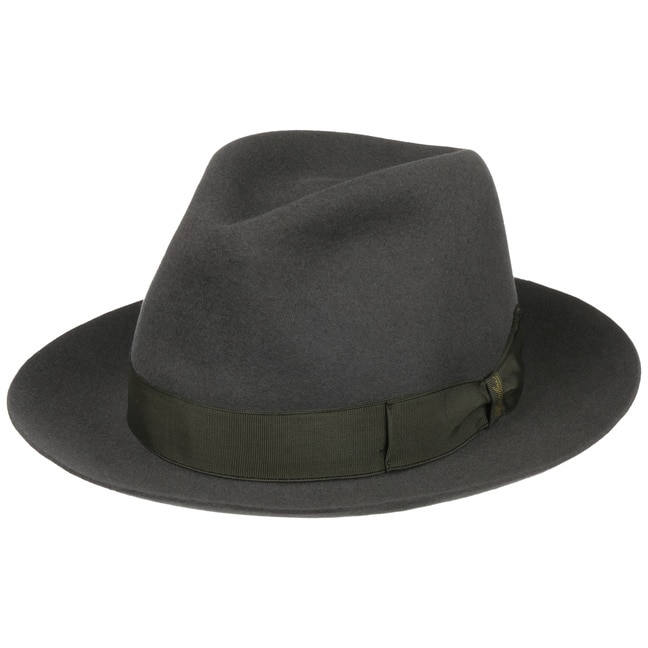 50 Grams Men 180 S Fedora Hat By Borsalino Eur 399 00