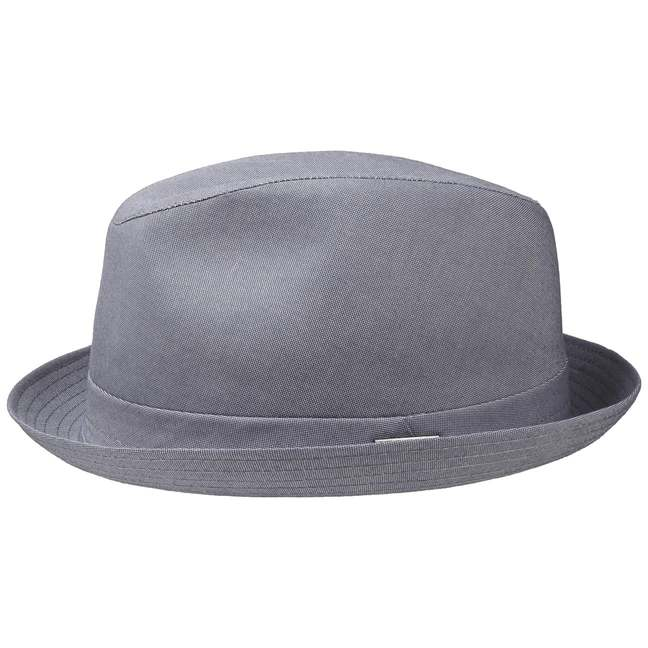 1f5877295c3 Kane Cotton Player Fedora Hat by Stetson