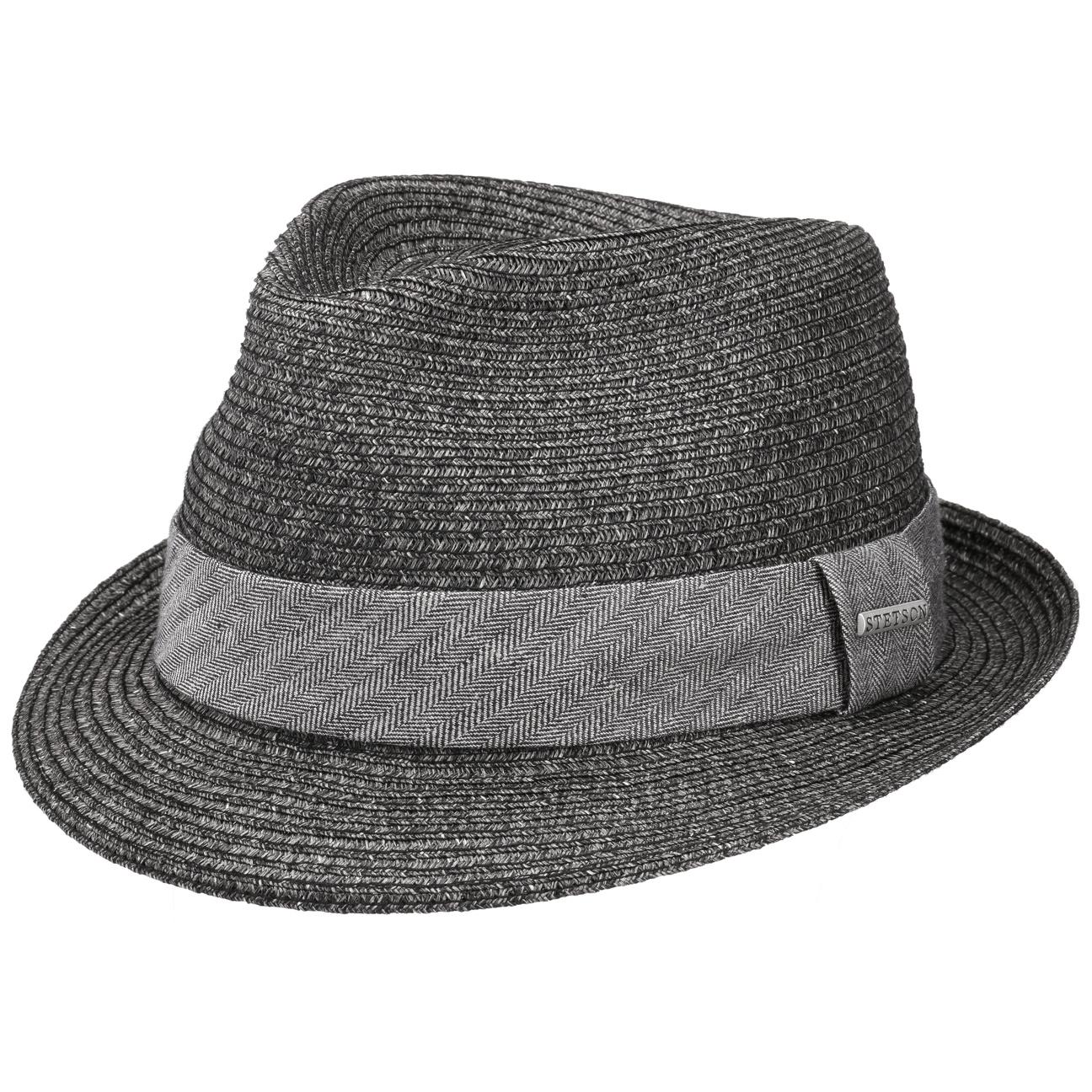 Reidton Toyo Trilby Straw Hat by Stetson  summer hat