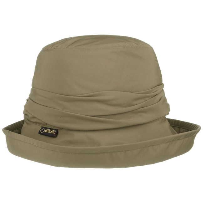 92ba0504ffc Gore-Tex Lined Rain Hat by Seeberger