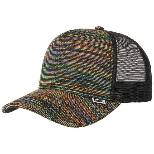 97f68f1e Rainbow Mesh HFT Trucker Cap by Djinns, EUR 24,99 --> Hats, caps & beanies  shop online - Hatshopping.com