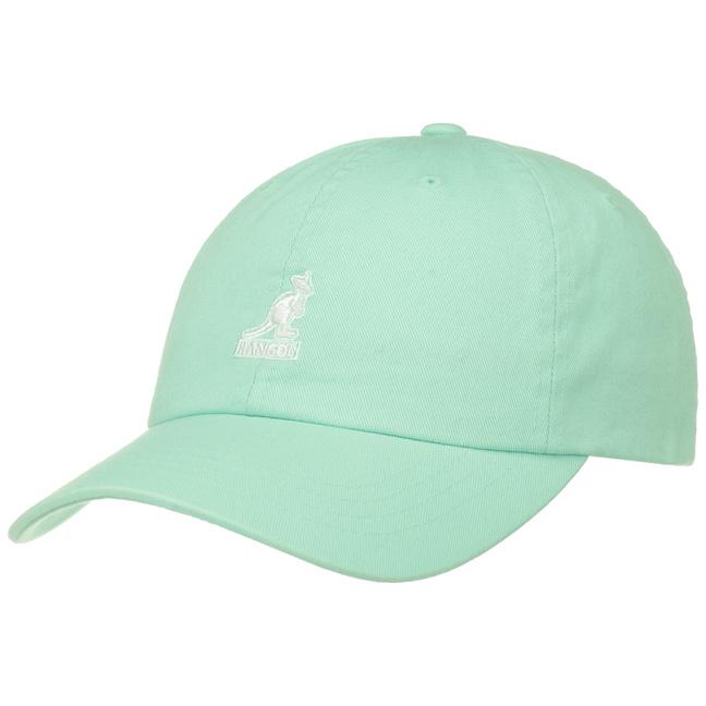 b0b686d24ca Washed Dad Hat Baseball Cap by Kangol