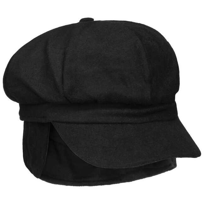 Liseta Newsboy Cap with Ear Flaps by Lipodo 19e71ed93d3