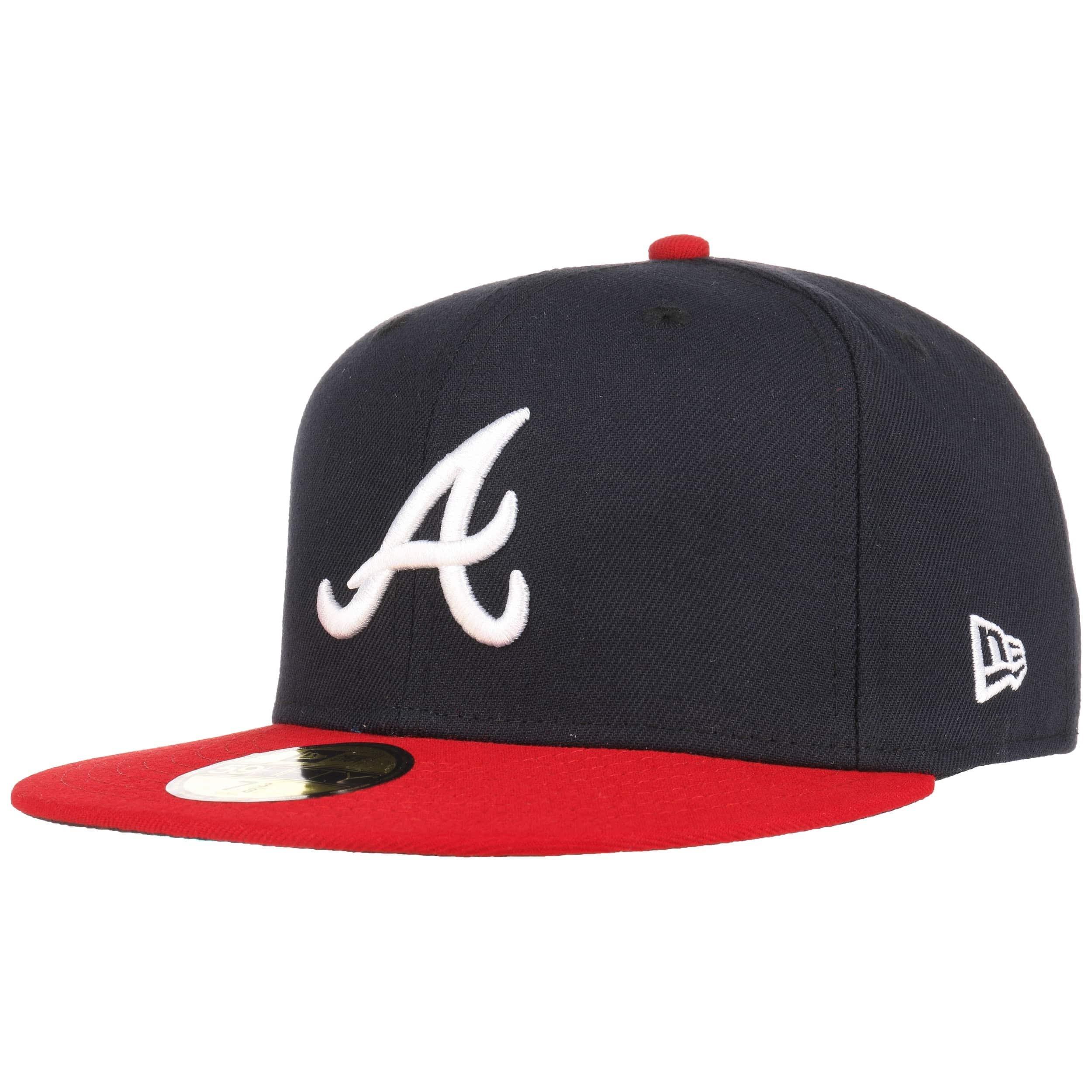 Braves Hats: 59Fifty TSF Atlanta Braves Cap By New Era, EUR 34,95