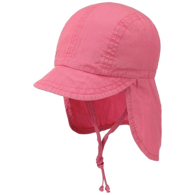 5f2fc574e0c Girls Washed Neck Protection Cap by maximo