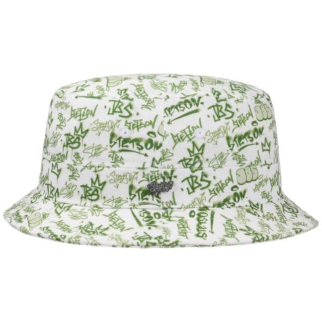 JBS-Graffiti Bucket Hat by Stetson Bucket hats Stetson YLIgYB