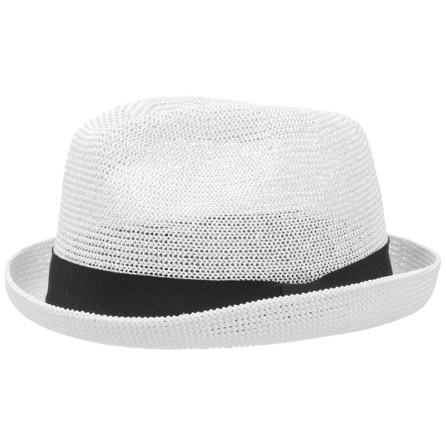 9e06a1a03 White Mesh Player Summer Hat by Lipodo