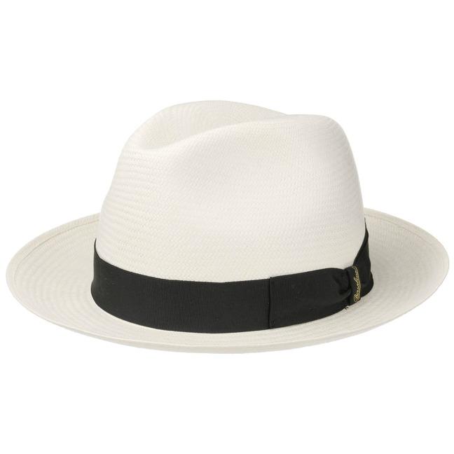 14244ee0d4b61 Black Trim Small Panama Hat by Borsalino - 299,00 €
