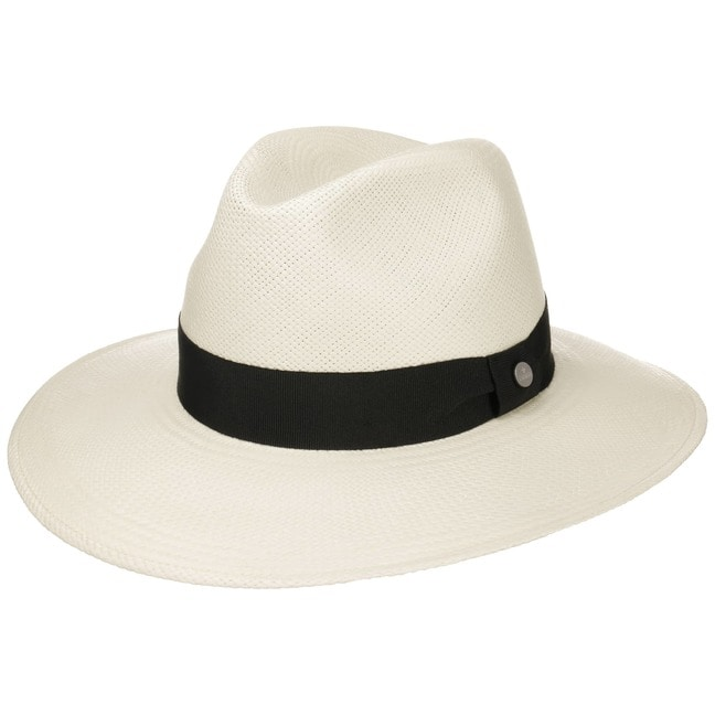 Big Brim Traveller Panama Hat by Lierys Sun hats Lierys