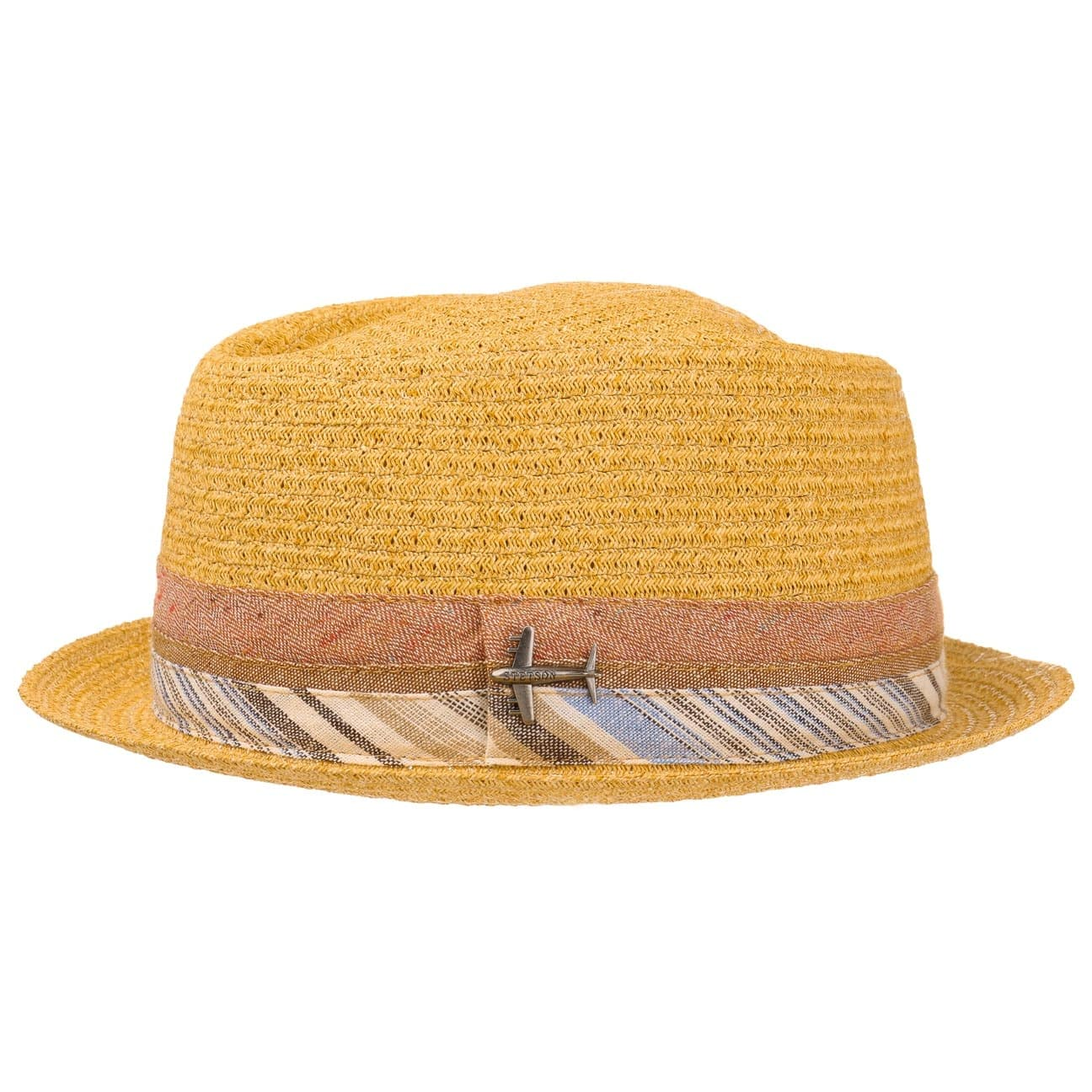 Minaca Toyo Porkpie Hat Hat by Stetson  summer hat
