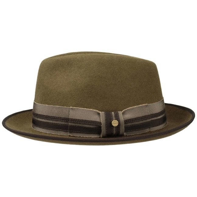 552a9178f Pulasco Player Wool Felt Hat by Stetson