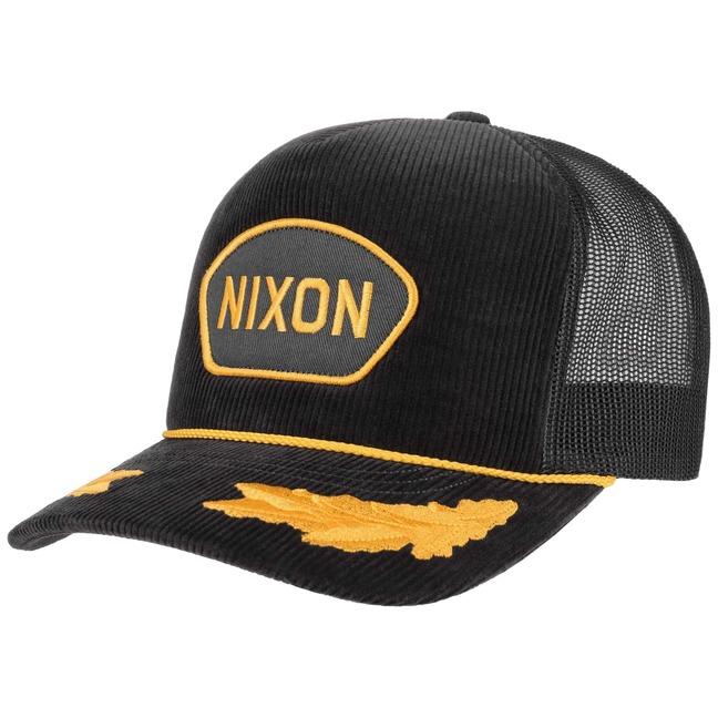 Shoreline Trucker Cap by Nixon 881e6d43d896