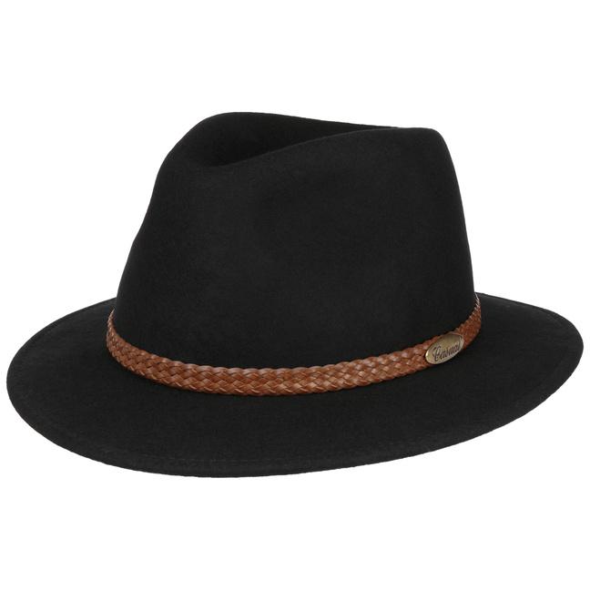 Casual Light Traveller Wool Felt Hat by Lierys 74a1661e979
