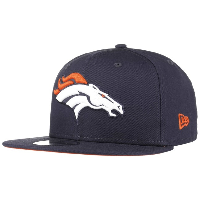 huge discount 5cf0a 41780 ... 2018 memorial day on field 59fifty fitted hat black 67613 5c412   discount code for 9fifty classics broncos cap by new era 86090 b7bec