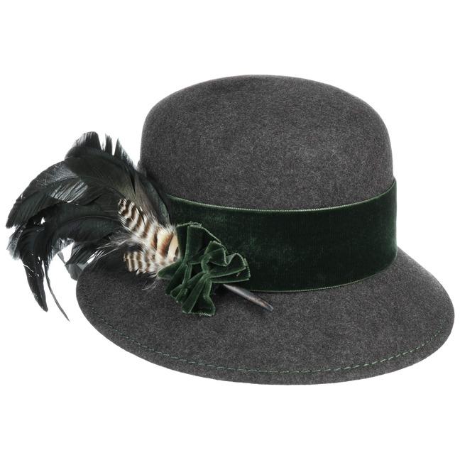Lucie Tyrolean Wool Hat by Mayser 373bab1f9ad3