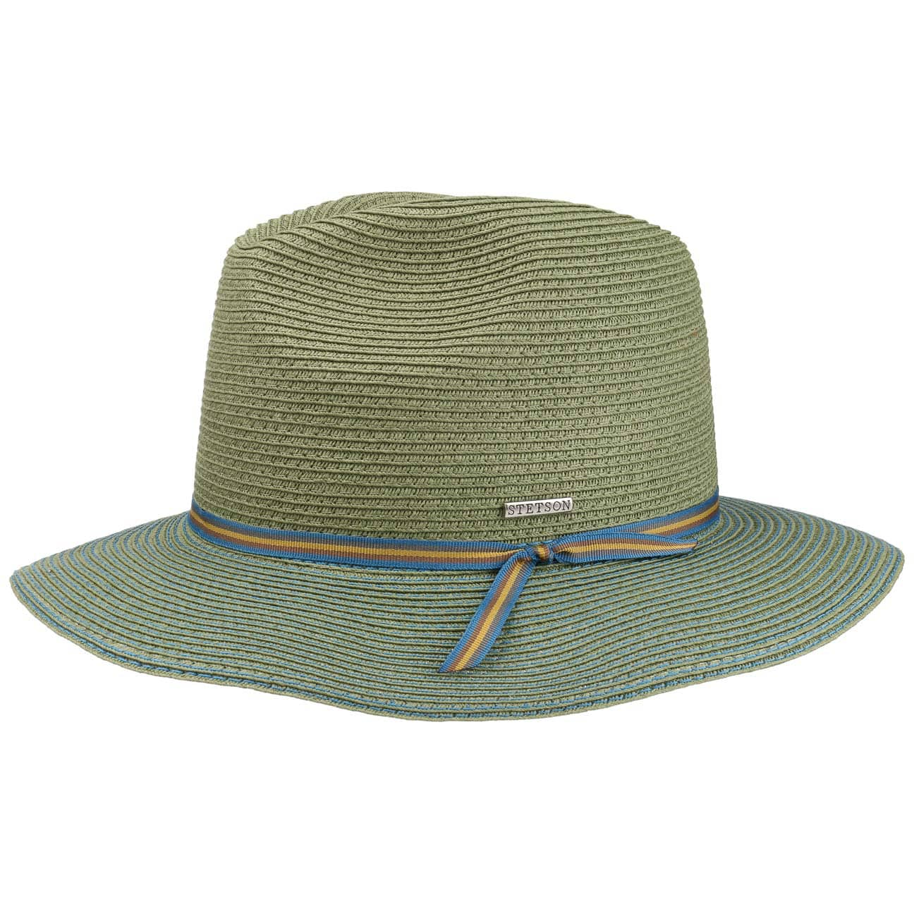 Contrast Stitch Toyo Floppy Hat by Stetson  sun hat