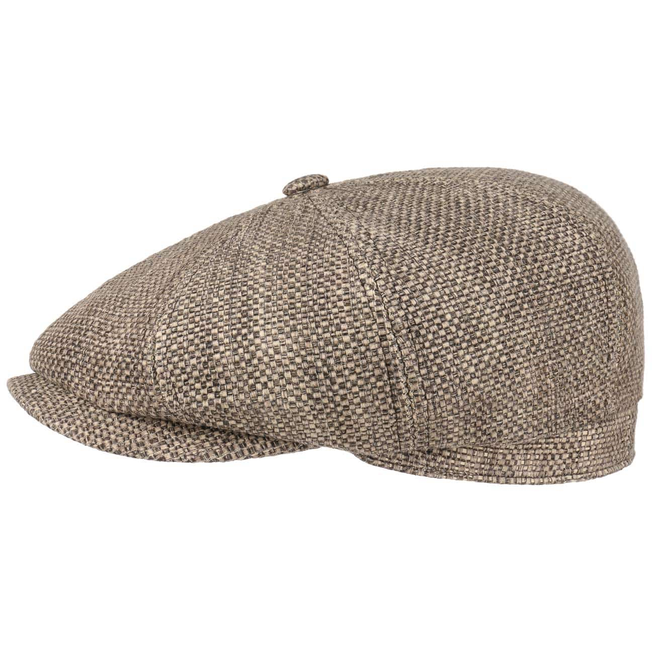 Hatteras Toyo Classic Flat Cap by Stetson  straw cap