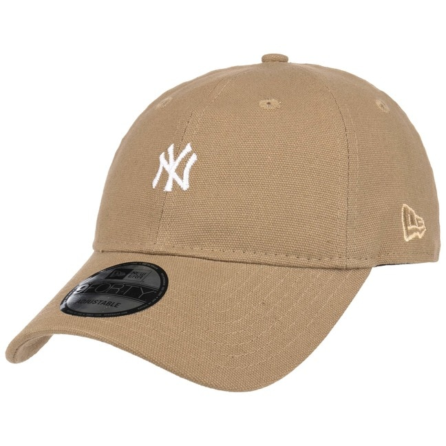 9Forty Canvas Yankees Cap by New Era 67424841a