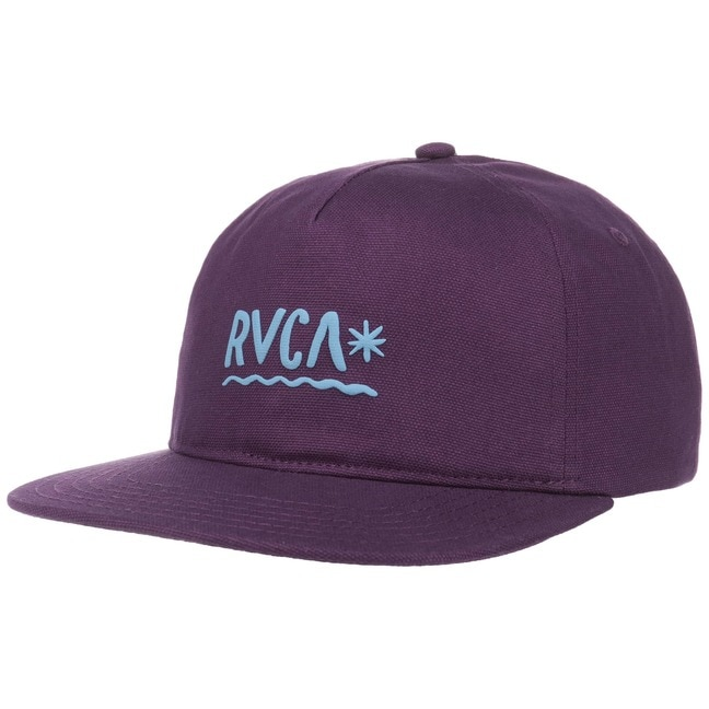 1c0ac8b788f1d1 Squig Snapback Cap by RVCA - 34,95 €