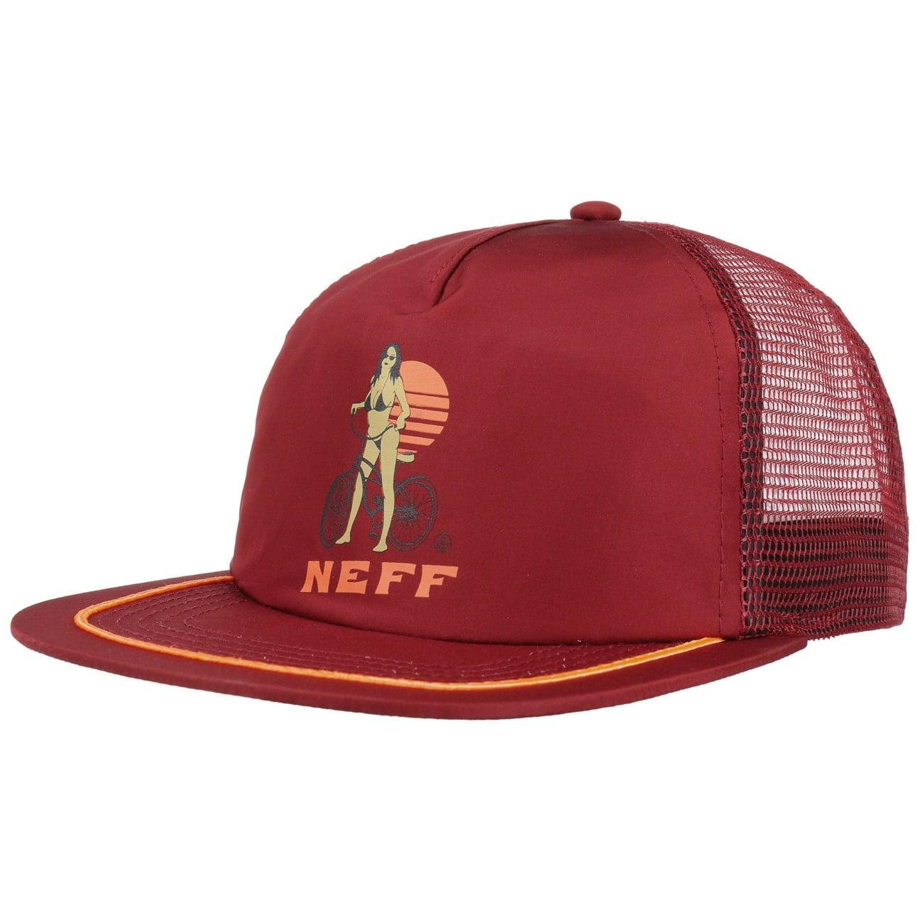 Destination Trucker Cap by Neff  baseball cap