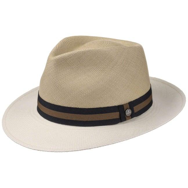 Twotone Panama Bogart Hat by Lierys Sun hats Lierys iTLn9FZGr