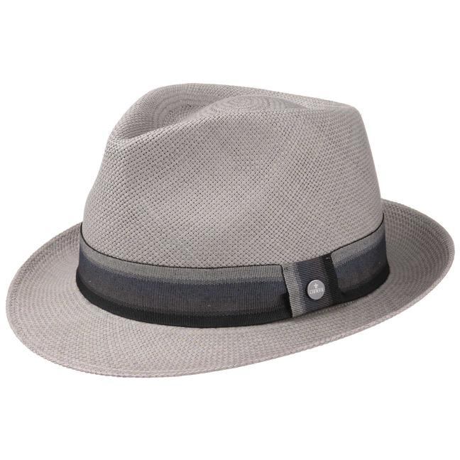 Footaction Cheap Online 2018 Unisex Grey Paradise Trilby Panama Hat by Lierys Sun hats Lierys wm0qh8qi