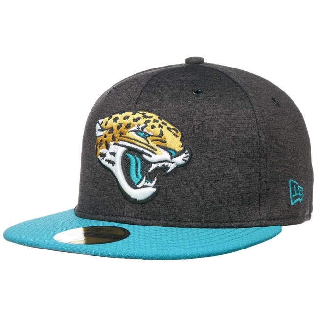2e6ccac5555 59Fifty On-Field 18 Jaguars Cap by New Era