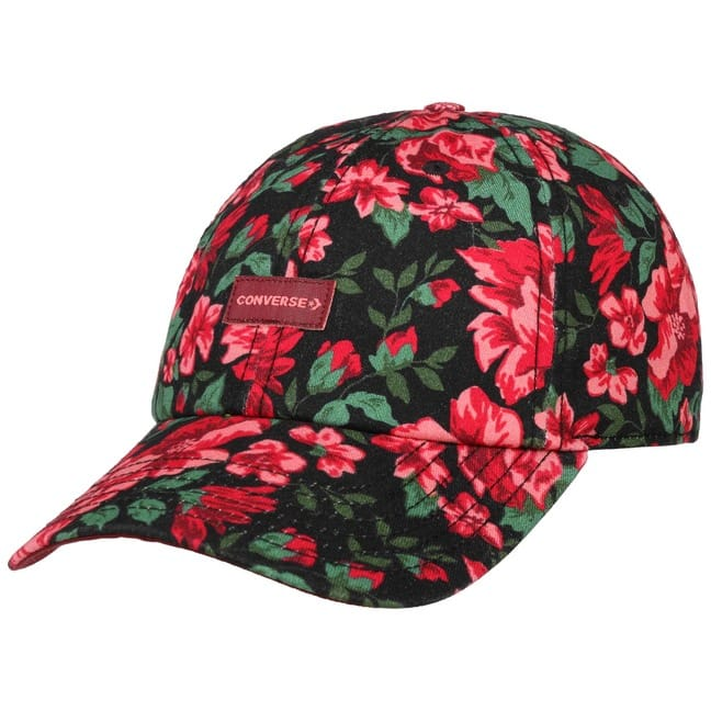 60061e1b0ab Parkway Floral Cap by Converse