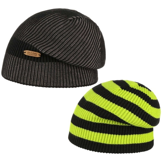 b24183c9f851a Stripes Kids Reversible Beanie by maximo