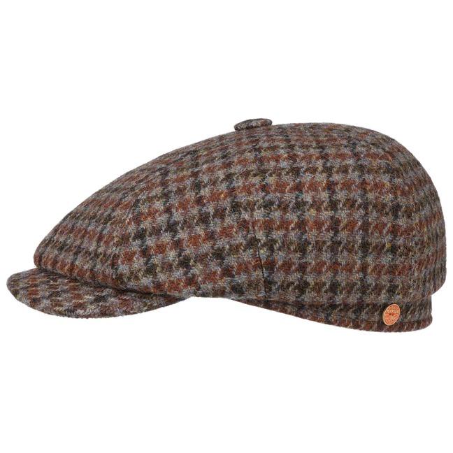 930903a8fa9c7 Seven Harris Tweed Cap by Mayser - 79,95 €