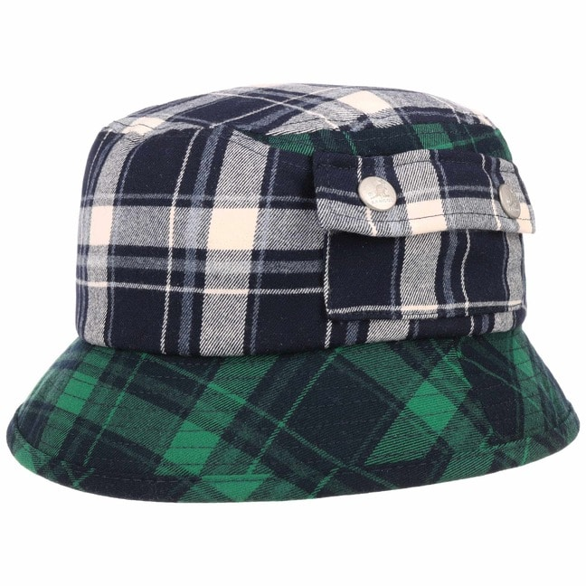 38534d145e6 Plaid on Plaid Bucket Hat by Kangol