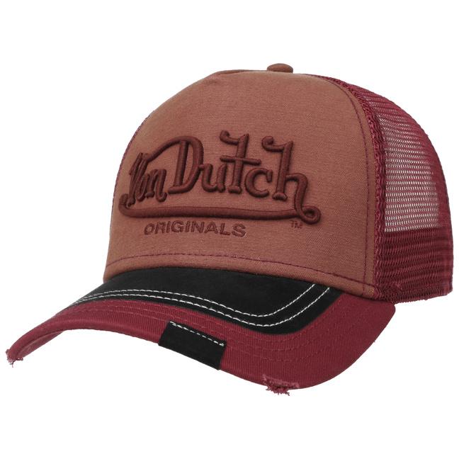10c5f319a26abe Premium Logo Trucker Cap by Von Dutch - 39,95 €