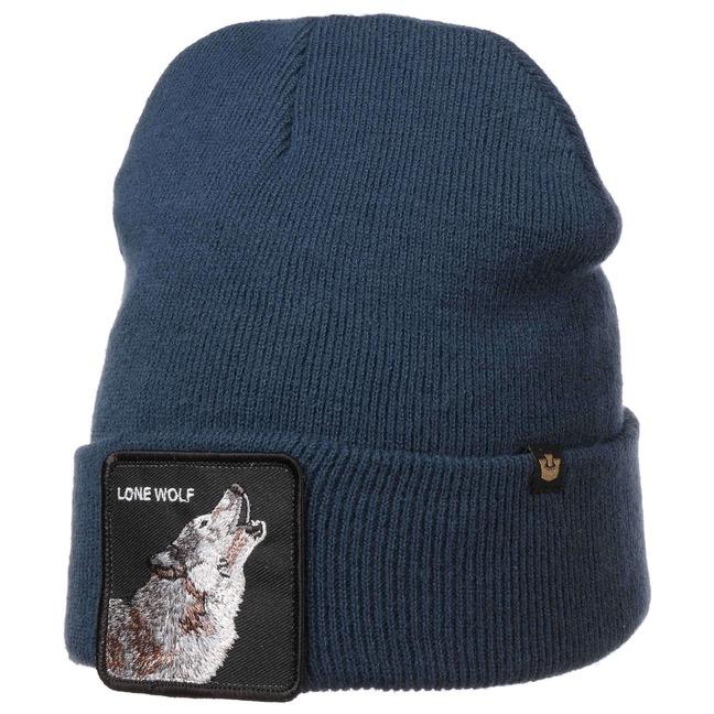 8775faf3 Wolf Man Beanie Hat by Goorin Bros. - 34,95 €