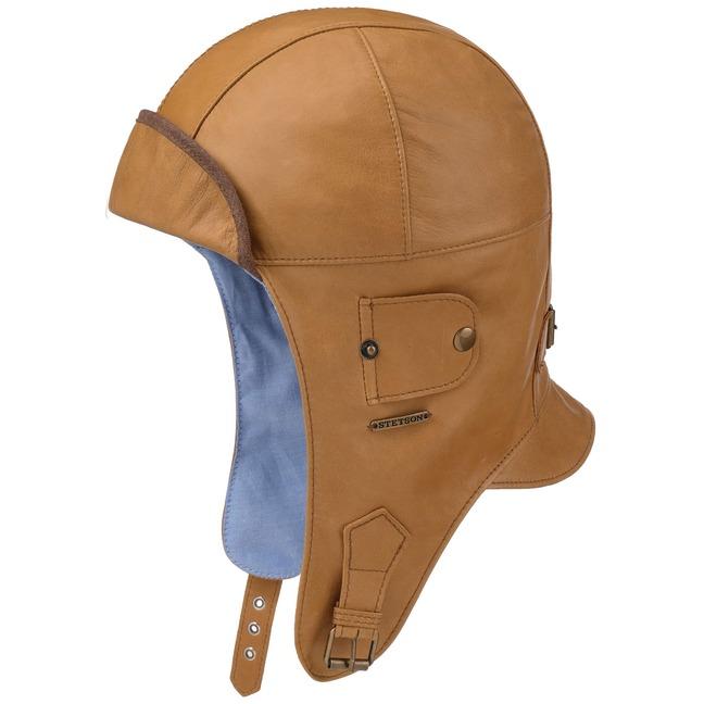 309eccaa Bloomington Leather Aviator Helmet by Stetson - 179,00 €