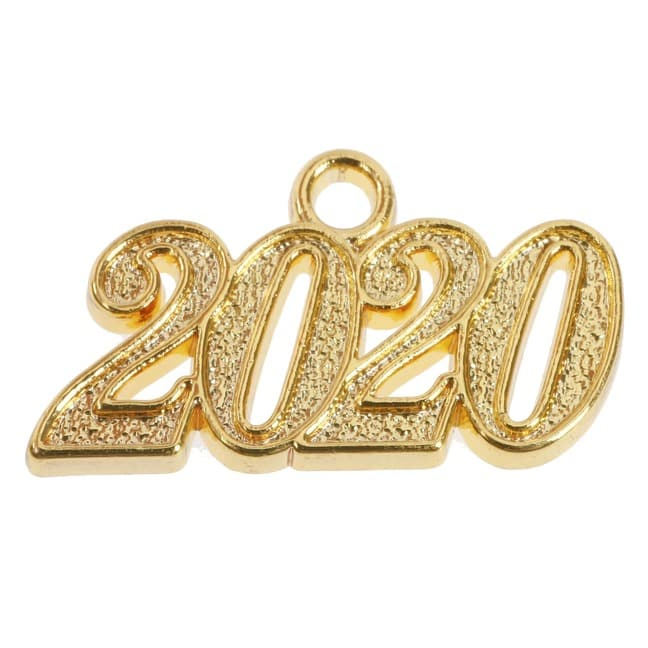 Graduation Tassels 2020.Charm 2020 For Flexible Graduation Hat